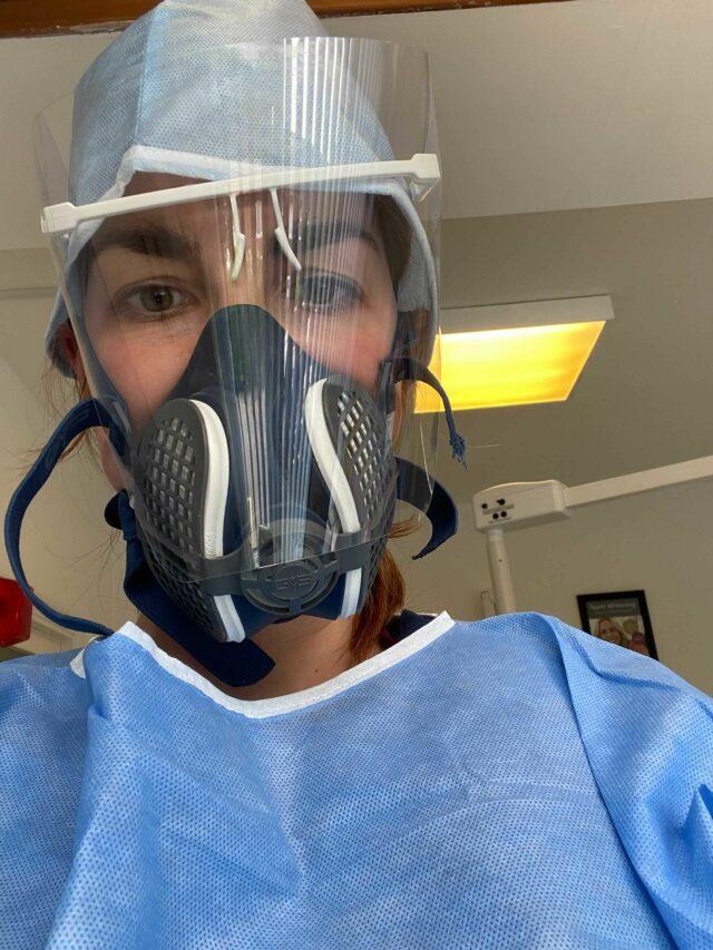 implant dental nurse